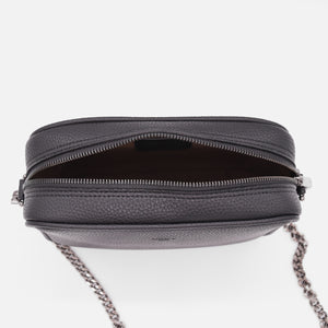 Grace Mini Crossbody [Signet] - Black
