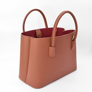 Cher Tote [Signet] - Brown