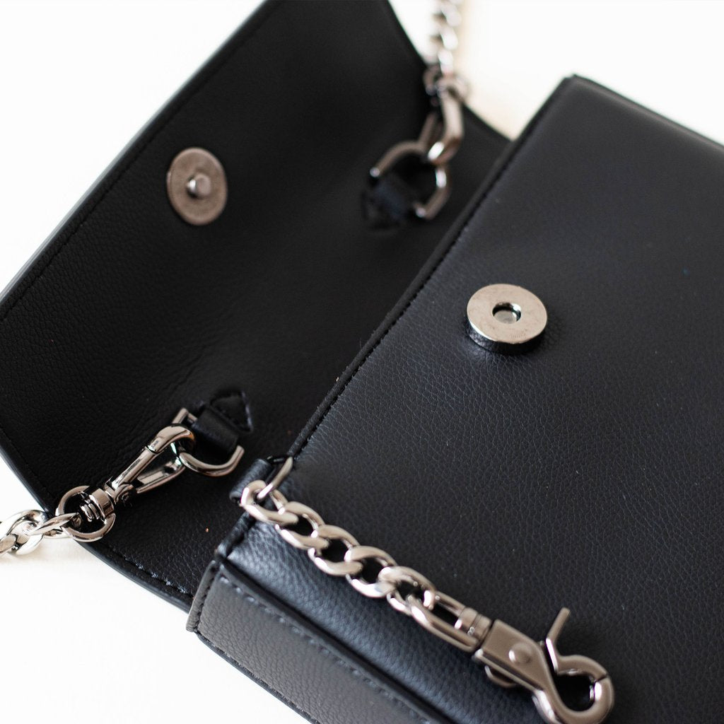 Hamilton Mini Chain [Signet] - Black