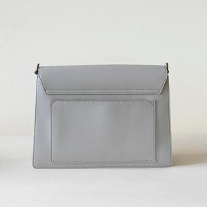Hamilton Shoulder Bag - Light Gray