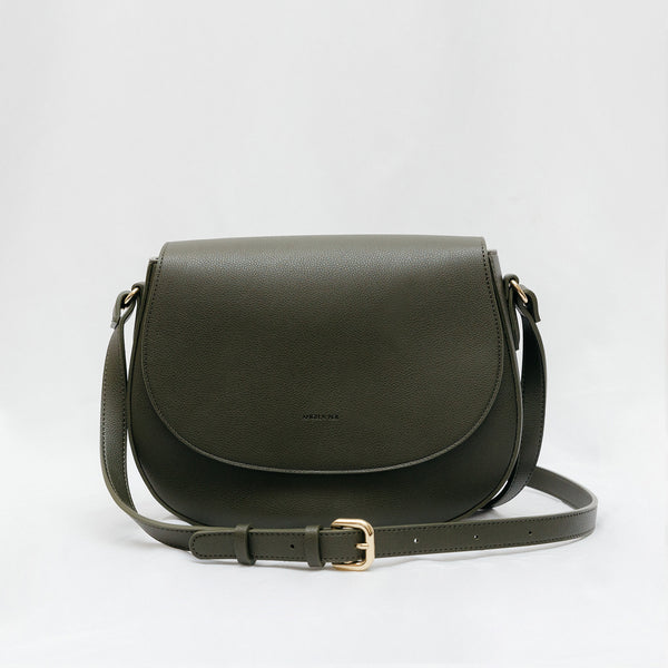 Morning Cross-body - Dark Green [Classic] [Sample Sale]