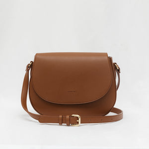 Morning Cross-body -  Brown [Classic] [Sample Sale]