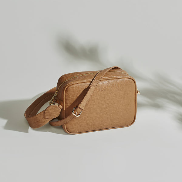 Grace Cross-body - Russet