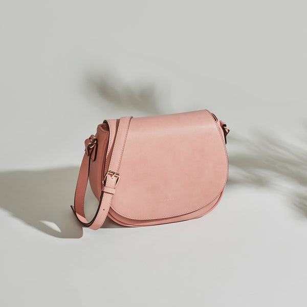 Morning Cross-body - Dusty Rose