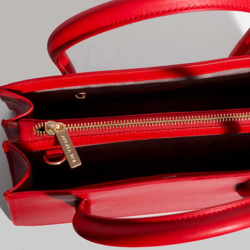 Eleanor Satchel - Scarlet