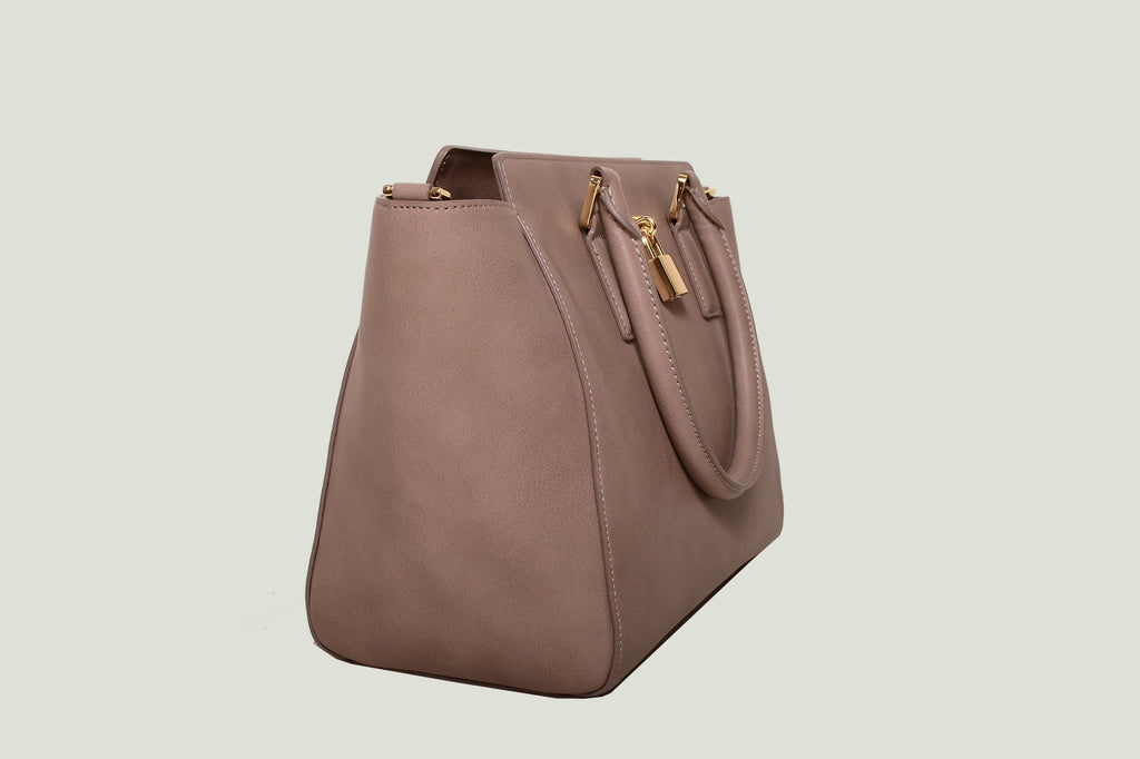 Sunday Tote Classic - Taupe [Sample Sale]
