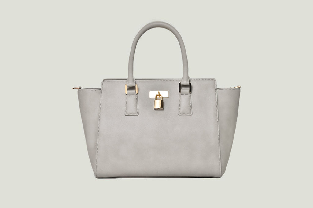 Sunday Tote Classic - Light Gray