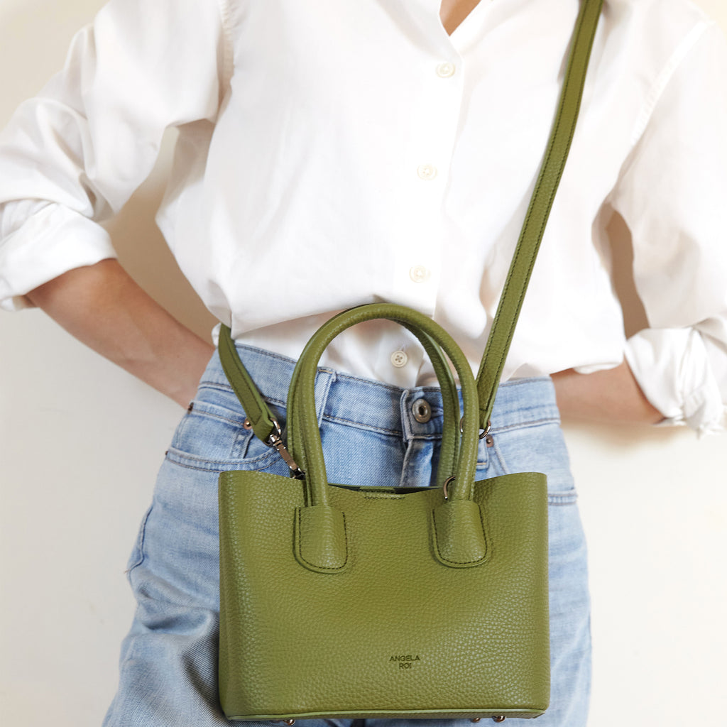 Cher Micro [Signet] - Olive