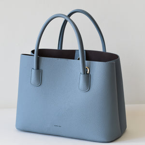 Cher Tote - Nude Blue [Sample Sale]