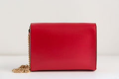 V Chain Cross-Body - Red (Sample Sale)