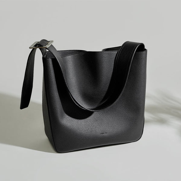 Jane Shoulder Bag - Black