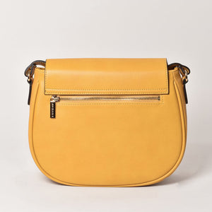 Morning Cross-body - Mustard