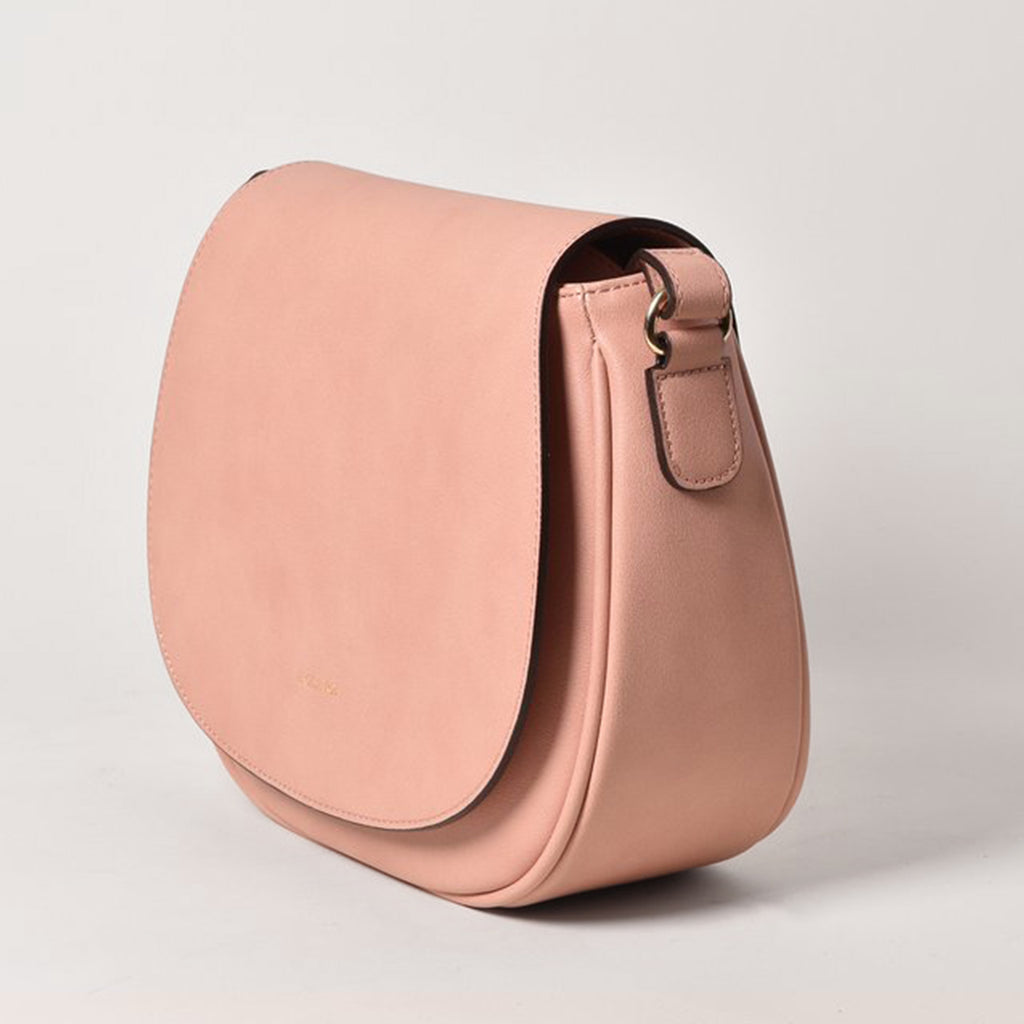 Morning Cross-body - Dusty Rose [Sample Sale]