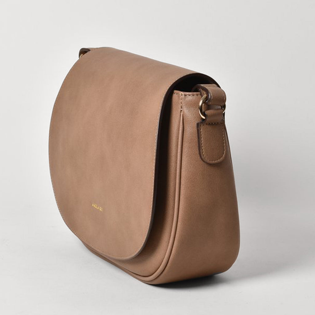 Morning Cross-body -  Mud Gray [Sample Sale]