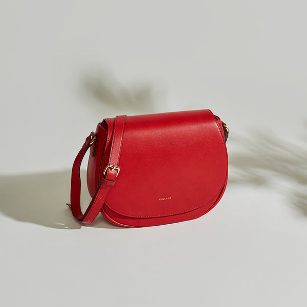 Morning Cross-body - Scarlet