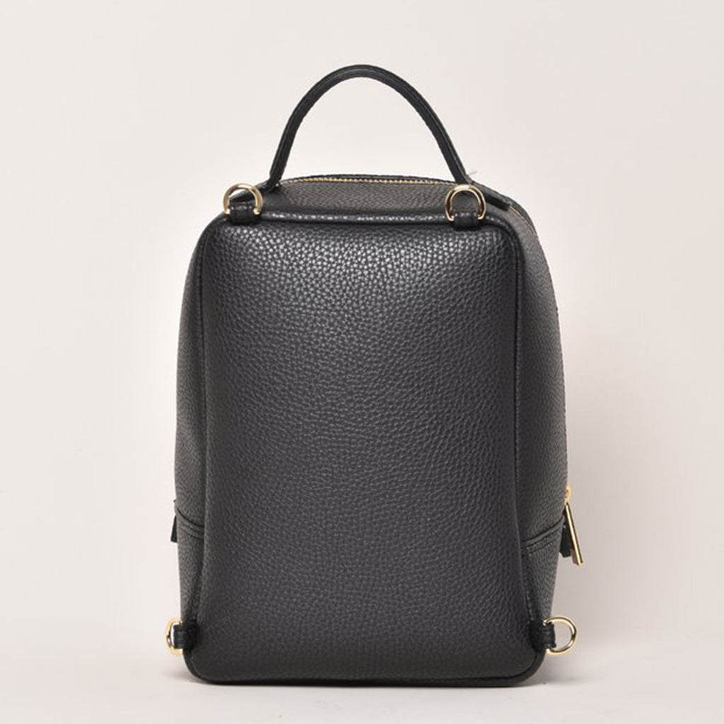 Mia Mini Backpack - Black