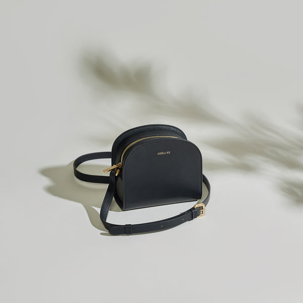 Luna Cross-Body - Black