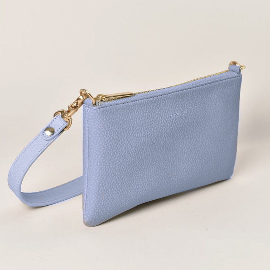 Zuri Multifunction Pouch - Lavender [Sample Sale]