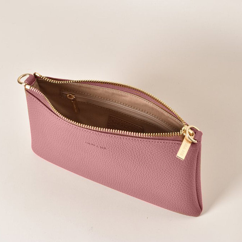 Zuri Multifunction Pouch - Nude Pink