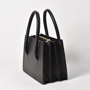 Eleanor Satchel - Black