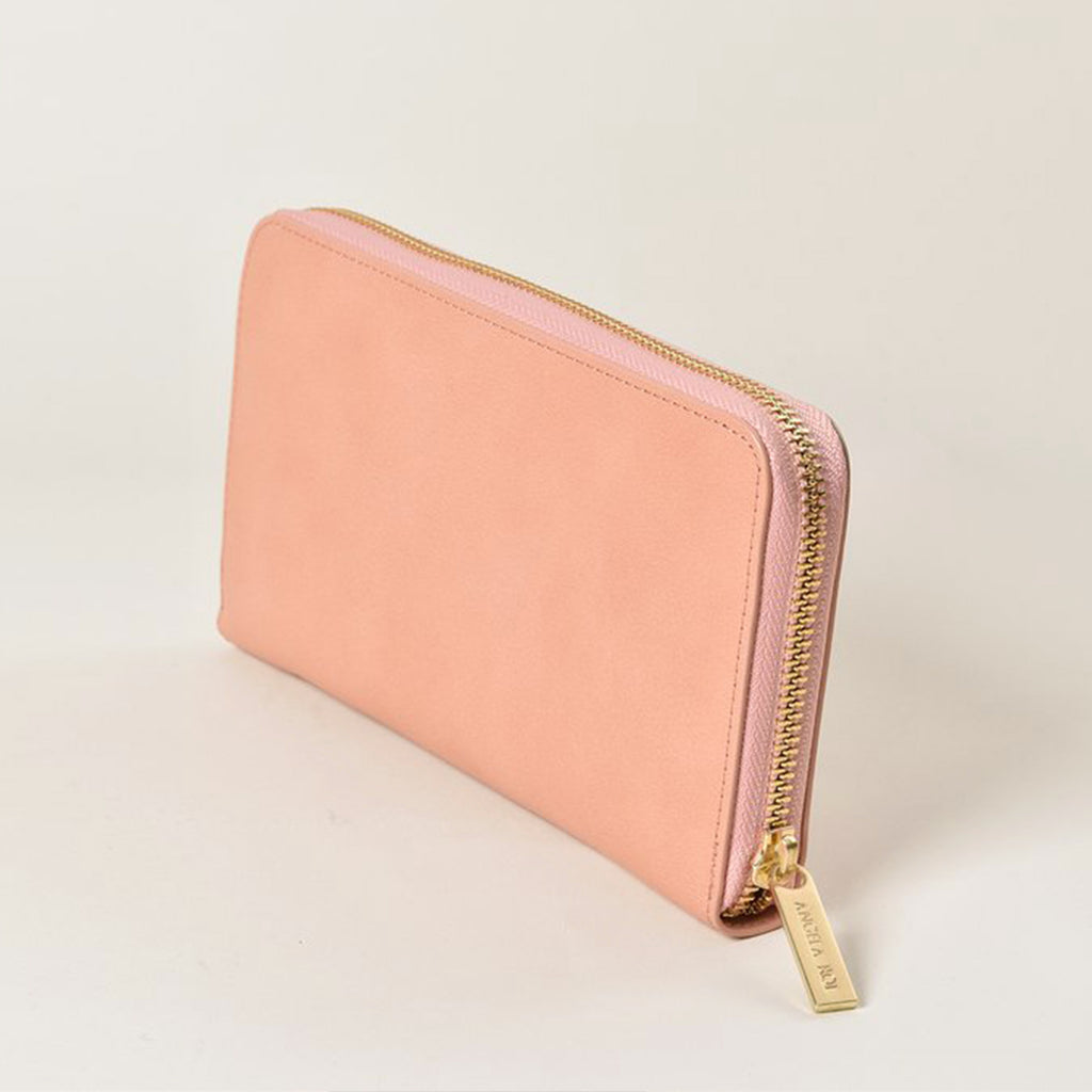 Olivia Z Wallet - Dusty Rose [Sample Sale]