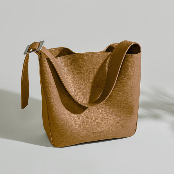 Jane Shoulder Bag - Russet