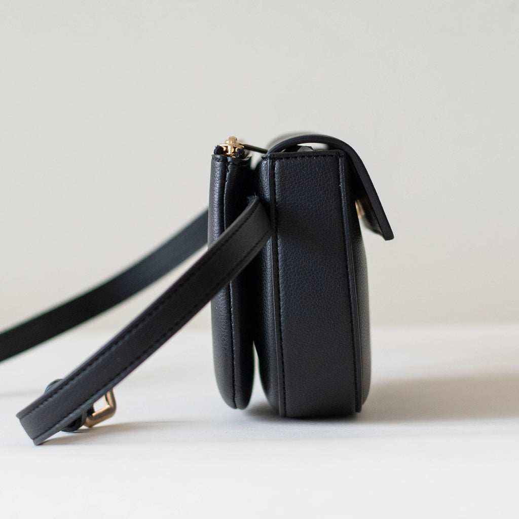Hamilton Belt Bag / Cross-body - Black