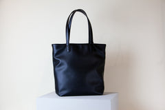 Andrea Tall Tote - Black