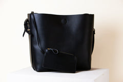 Jules Bucket Bag II - Black