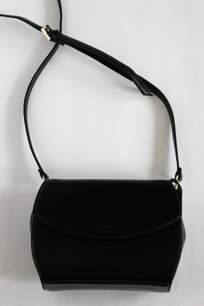 Arc Cross-Body - Black (Sample Sale)