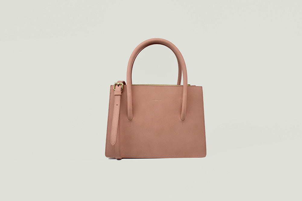 Eleanor Satchel - Dusty Rose (Bloomingdale's Exclusive)