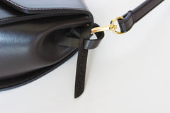 Arc Cross-Body - Dark Brown (Sample Sale)