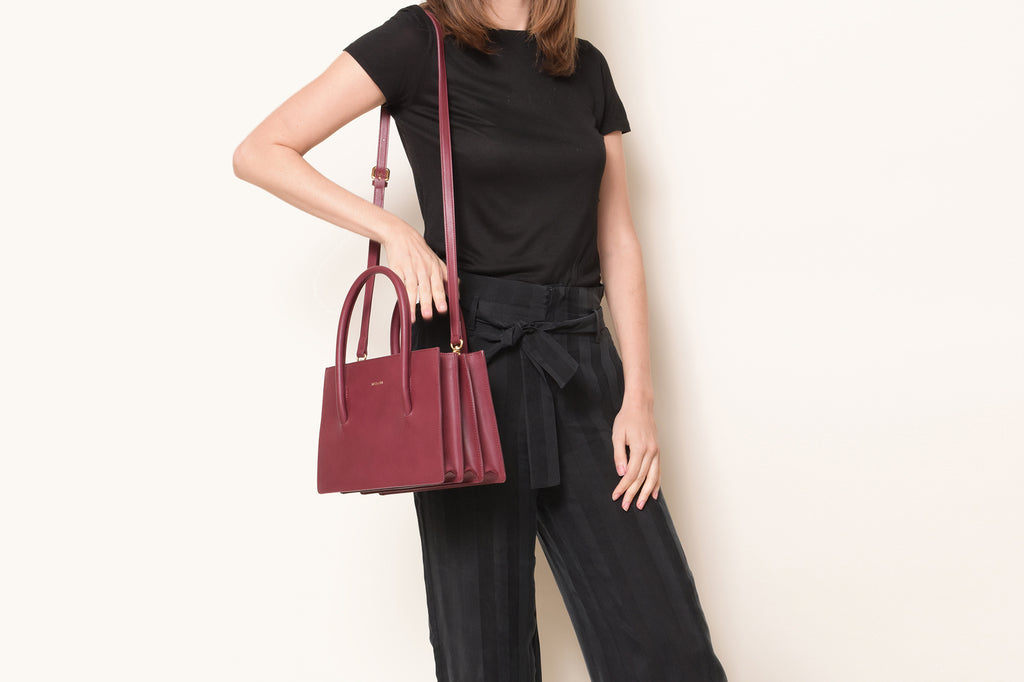 Eleanor Satchel - Bordeaux