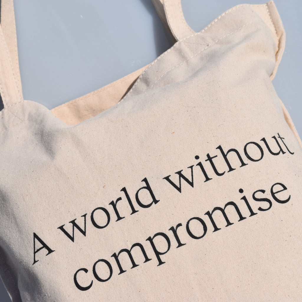 The No Compromise Eco Bag