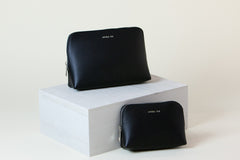 Elle Cosmetic Case Set - Black