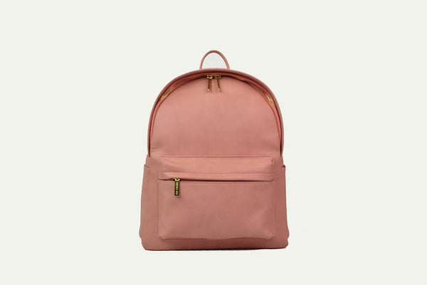 Madison Backpack - Dusty Rose