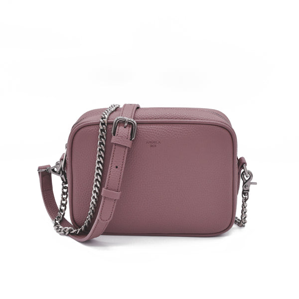 Grace Mini Crossbody [Signet] - Ash Rose