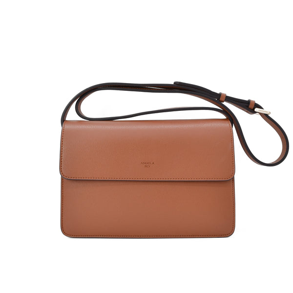 Hamilton Crossbody [Signet] - Brown