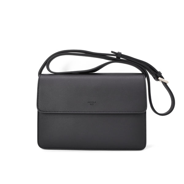 Hamilton Crossbody [Signet] - Black [Sample Sale]