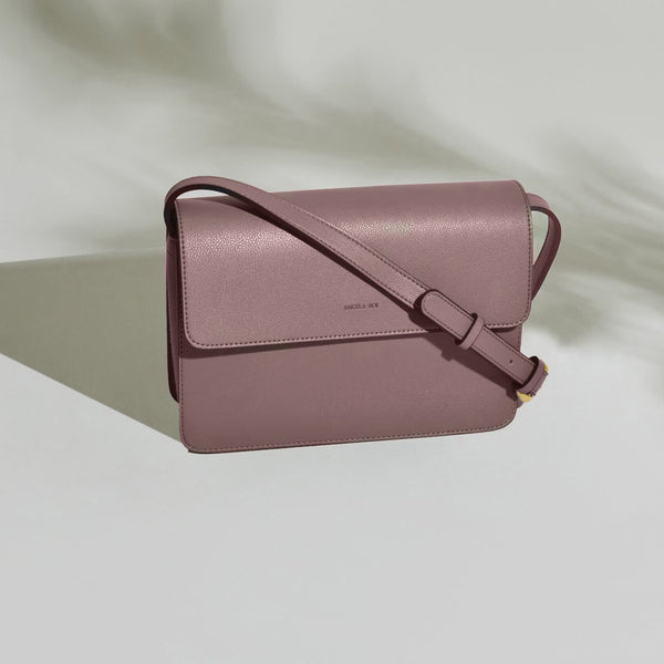 Hamilton Cross-body - Ash Rose