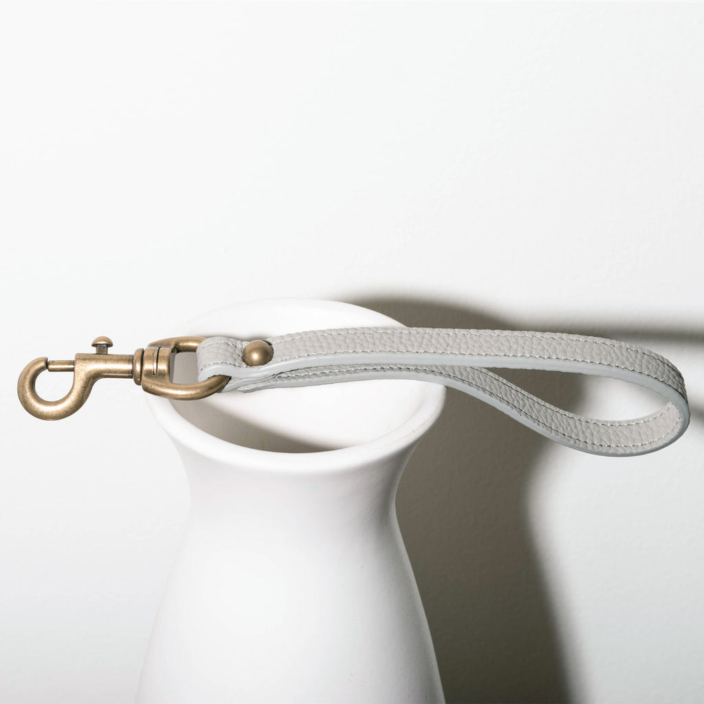 Angelou Hand Strap - Light Gray