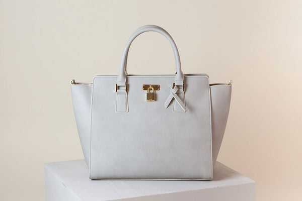 Sunday Tote II - Light Gray