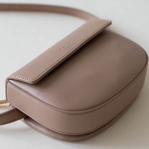 Hamilton Belt Bag / Cross-body - Taupe