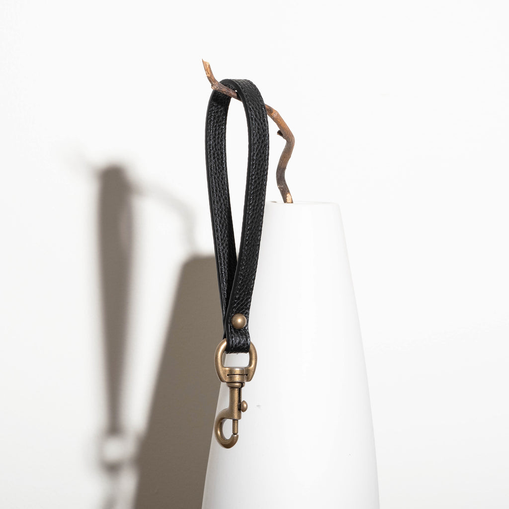Angelou Hand Strap - Black [Sample Sale]