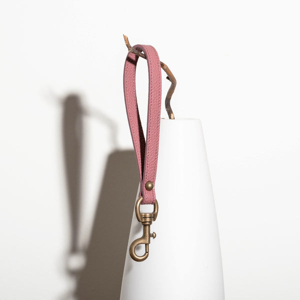 Angelou Hand Strap - Nude Pink [Sample Sale]