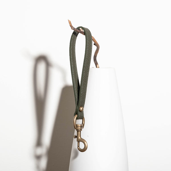 Angelou Hand Strap - Deep Olive [Sample Sale]
