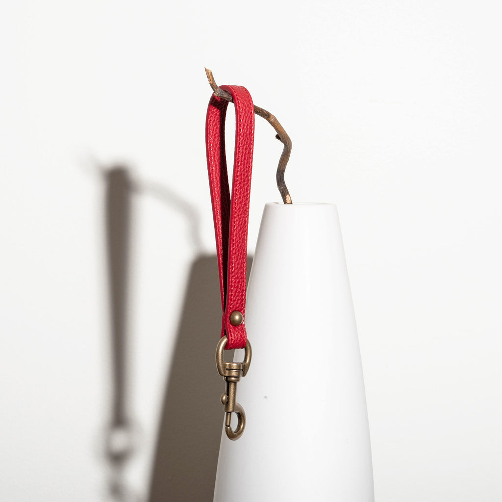Angelou Hand Strap - Red
