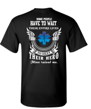 EMS Raised Me Short Sleeve T-Shirt - Black