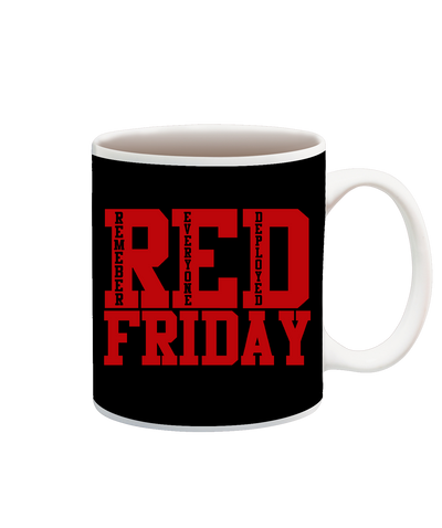 Red Friday Cup