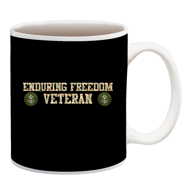 Enduring Freedom Army 2 Camo Cup